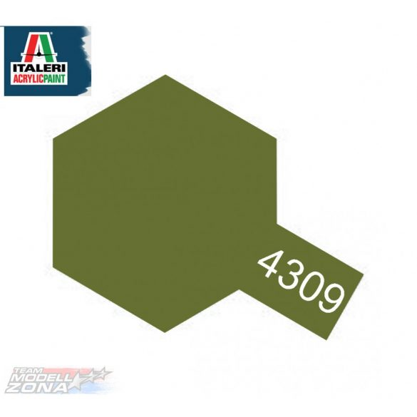 Italeri Flat Light Green