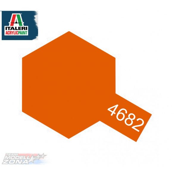 Italeri Gloss Orange