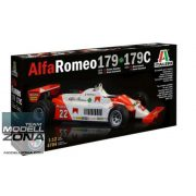 Italeri - 1:12 Alfa Romeo 179 / 179C - makett