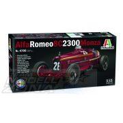 Italeri - 1:12 Alfa Romeo 8C 2300 Monza - makett