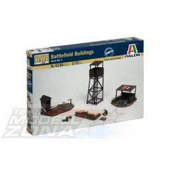 Italeri - Battlefield Buildings - makett