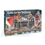 Italeri - 1:72 Battle-Set 1945 Fall of the Reichstag - dioráma szett