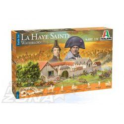 Italeri - 1:72 La Haye Sainte Waterloo 1815 csata - makett