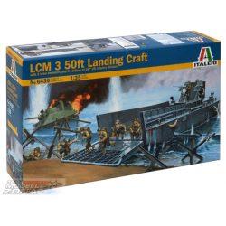 Italeri LCM 3 FT Landing Craft- makett