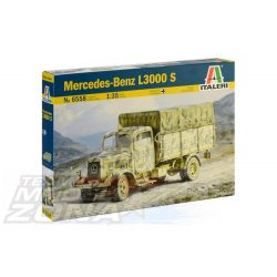 Italeri - 1:35 Mercedes Benz L3000 - makett