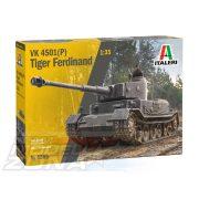 Italeri - 1:35 VK 4501(P) TIGER FERDINAND - makett