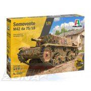 italeri - 1:35 Semovente M42 da 75/18 mm - makett