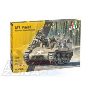 italeri - 1:35 M7 Priest - makett