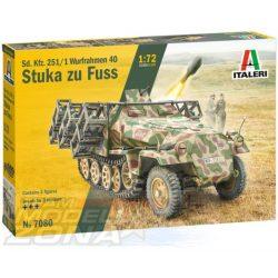 "Italeri - 1:72 Sd.Kfz. 251/1 ""Stuka Zu Fuss"" - makett"