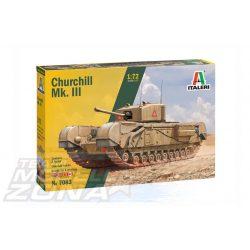 Italeri - 1:72 Churchill Mk. III - makett