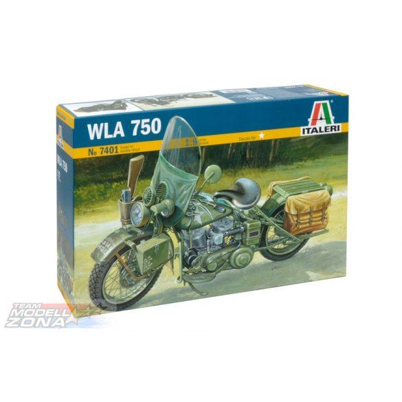 Italeri WLA 750 - makett