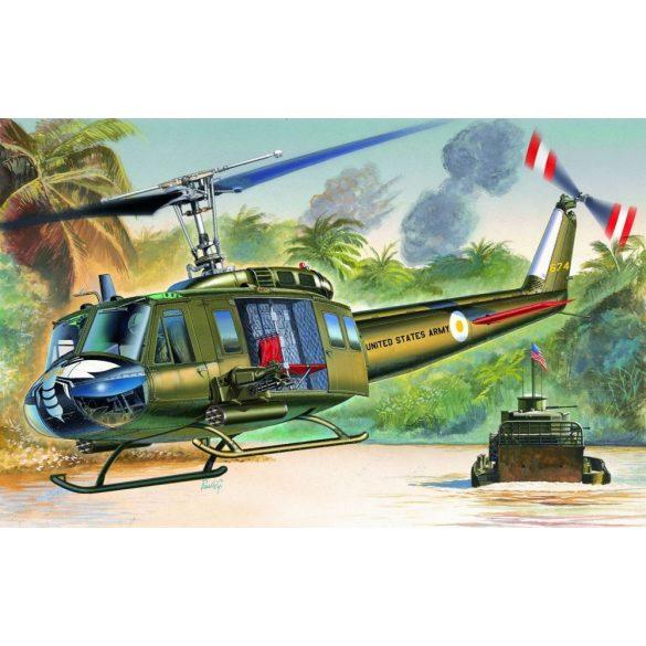 Italeri UH-1D Slick - makett
