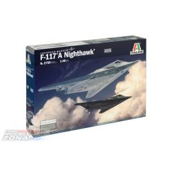 Italeri - F-117 A NIGHTHAWK - makett