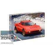 Italeri - 1:24 Lancia Stratos HF - makett