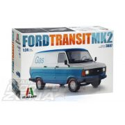 Italeri - 1:24 Ford Transit Mk. II - makett
