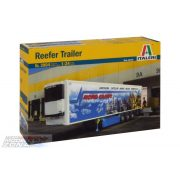 Italeri - 1:24 Reefer Trailer Nord- makett