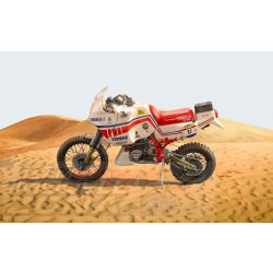 italeri - 1:9 Yamaha Tenerè 660 cc 1986 motor makett