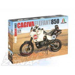 Italeri - 1:9 Cagiva Elefant 850 Paris-Dakar 1987 - makett