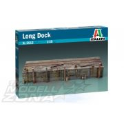 Italeri - 1:35 Long Dock - makett