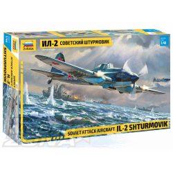 Zvezda - 1:48 IL-2 Stormovik - Surmovik - makett