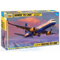 Zvezda - 1:144 Boeing 757-200  - makett
