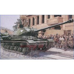 Dragon 1:35 JS-2 Stalin II+ Sov.Inf.Tank Riders makett