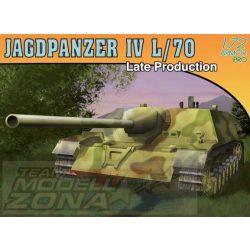 Dragon - 1:72 Jagdpanzer IV L / 70 kései változat - makett