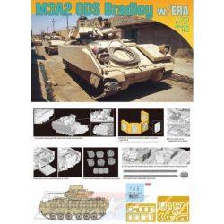 Dragon - 1:72 M3A2 ODS Bradley w/ERA - makett