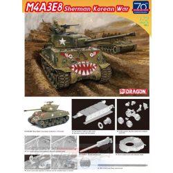 "Dragon - 1:72 M4A3E8 ""Easy Eight"" kóreai háború - makett"