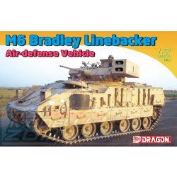 Dragon - 1:72 M6 Bradley Linebacker légelhátító páncélos - makett