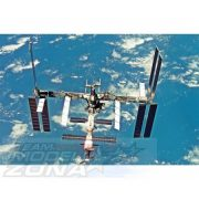 Dragon - 1:400 Intern. Space Station (Phase 2007) - makett