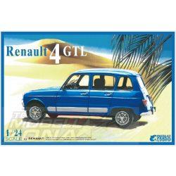Ebbro - 1:24 Renault 4GTL - makett