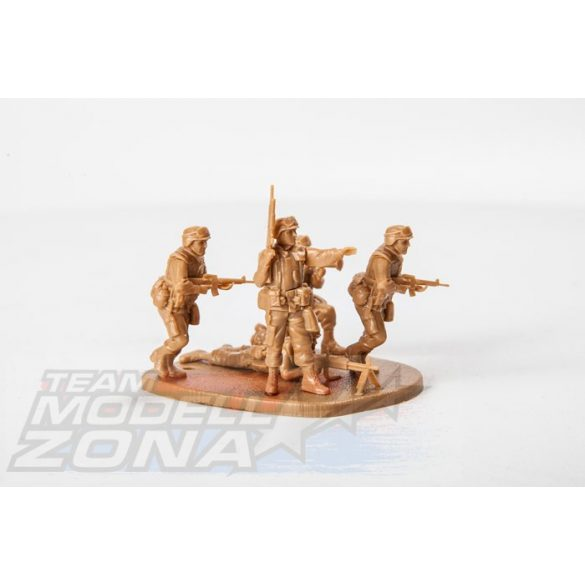Zvezda U.S. Motorized Infantry - makett