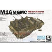 AFV Club - 1:35  M16 MGMC Meat Chopper Self-propelled anti aircraft gun - makett
