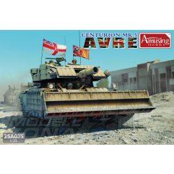 Amusing Hobby - 1:35 Centurion Mk.5 AVRE - makett