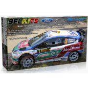 Belkits Ford FiestaRS WRC 2011 ADAC Rally Deutschland Makett