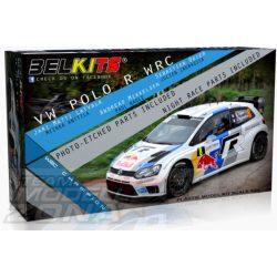 Belkits VW Polo R WRC Makett