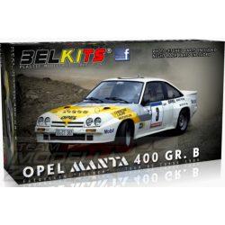 Belkits Opel Manta 400 gr B Tour de Cose Makett