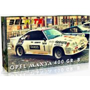 Belkits Opel Manta 400 GR B 14 Uren van Leper Makett