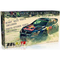 Belkits VW Polo R WRC Winner Rally Montecarlo 2015 Makett