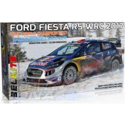 Belkits Ford Fiesta RS WRC 2017 Rallye Montecarlo 2016 Makett
