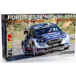 Belkits Ford Fiesta RS WRC 2017 Tour de Corse 2017 Makett