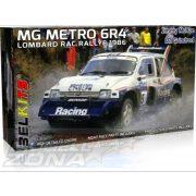 Belkits  MG Metro 6R4 - Rallye Monte Carlo 1986 Makett