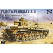 Border Model - 1:35  Pz.Kpfw.IV Ausf. F2 & G - makett
