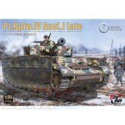 Border Model - 1:35 Panzer IV Ausf.J late - makett