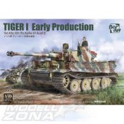 Border Model - 1:35 TIGER I Early Production Sd.Kfz.181 - makett