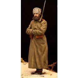 CSM - 1:35 orosz cári katona - makett figura