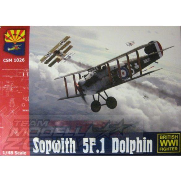 CMS - 1:48 Sopwith 5F.1 Dolphin - makett