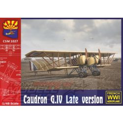 CMS - 1:48 Caudron G.IV Late version - makett