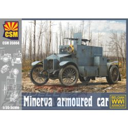 CSM - 1:35 Minerva Armoured car - makett